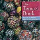 The Temary Book - for making Japanese Thread Balls by Anna Diamond q1