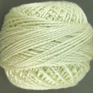 15 Blossom  Pearl Cotton size 8  Valdani Solid color q1
