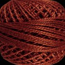 813 Brick Dark Perle cotton size 12  Valdani As Time Goes By q6