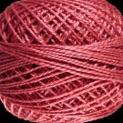841 Old Rose light Perle cotton size 12  Valdani As Time Goes By q3