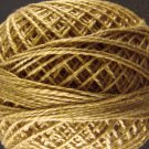 851 Antique Gold light Perle cotton size 12  Valdani As Time Goes By q1