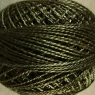 893 Juniper dark Perle cotton size 12  Valdani As Time Goes By q6