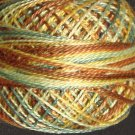 V105 Sunny Forest Pearl Cotton size 12  Valdani Variegated q6