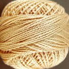 146 Luminous Light Beige  Pearl Cotton size 8  Valdani Solid color q3