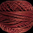 O503 - Garnets - Pearl Cotton size 8 - Valdani Overdyed 0503 q6