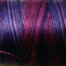 O521 Mulberry Grape 35wt 500m Valdani Overdyed Thread 0521 q2