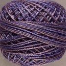 O562 Horizon Storm Pearl Cotton size 8  Valdani Overdyed q6