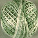 Punchneedle O556  Wintergreen Mint 3 Strand Cotton Floss Valdani 29yd ball q6