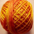 V1 Orange Blossom 3 Strands Cotton Floss Valdani 29yd ball Free Ship US q4