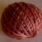 863 Faded Rust dark 3 Strands Cotton Floss Valdani 29yd ball Free Shipping US q5