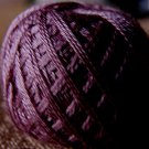883 Distant Mauve dark 3 Strands Cotton Floss Valdani 29yd ball Free Shipping US q3