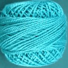 94 Turquoise medium Three Strand Floss Valdani 29yd ball Free Ship US q2
