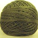 199 Rich Olive Green Three-Strand-Floss ® Valdani punchneedle cotton 29yd Free Ship US q6