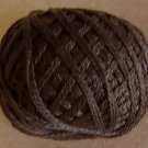 8122 Brown Black medium Three-Strand-Floss ® Valdani cotton 29yd Free Ship US q5