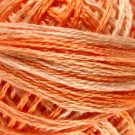 M22 Peaches Three-Strand-Floss ® Valdani punchneedle cotton 29yd Free Ship US q6