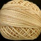 JP4 Pale Petals Muddy Monet Collection Valdani  Pearl Cotton size 8  q6