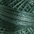 O31 Tealish Blue Pearl Cotton size 8  Valdani 031 Overdyed q6