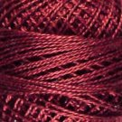 78 Rusty Burgundy  Pearl Cotton size 12  Valdani Solid color q6