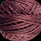 883 Distant Mauve dark Perle cotton size 12  Valdani As Time Goes By q4