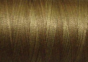 O518 Dusty Leaves 35wt 500m Valdani Overdyed Thread 0518 q1