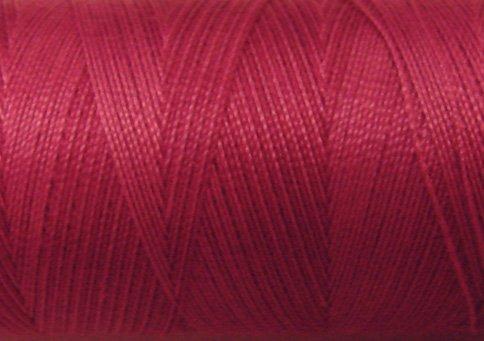 O522 Raspberry 35wt 500m Valdani Overdyed Thread 0522 q2