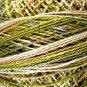 M47 Robins Nest  Pearl Cotton size 12  Valdani Variegated q5