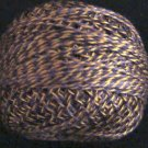 PT10 Purple Twisted Tweed Valdani - Pearl Cotton size 12 q3
