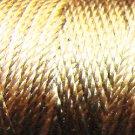 S519 Fresh Gold - Silk perlé Au Ver à Soie by VALDANI 20m spool q1