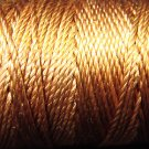 S217 Silk Pumpkin - Silk perlé Au Ver à Soie by VALDANI 20m spool q6