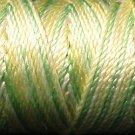 S543 Lime Sherbet - Silk perlé Au Ver à Soie by VALDANI 20m spool q6