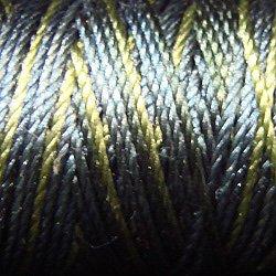 S526 Green Pastures - Silk perlé Au Ver à Soie by VALDANI 20m spool q6