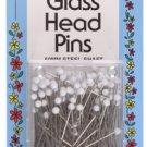 Glass Head Pins qty 200 - Collins C103 - q2
