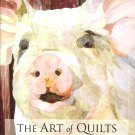 The Art of Quilts - Postcard Collection - Animals