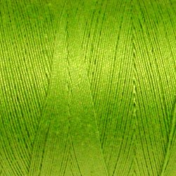 19 Deep Lime  Clearance All Purpose 50 wt  3250 yds cones Valdani cotton thread q4