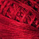 O775 Turkey Red Three-Strand-Floss ® Valdani 0775 cotton 29yd ball Free Ship US q2