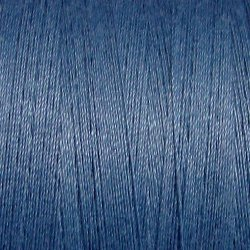 102 Bright Blue - All Purpose 50 wt Valdani cotton thread q1