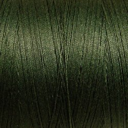 41 Deep Forest Green - All Purpose 50 wt Valdani cotton thread q1