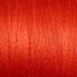 247 Bright Red Coral - All Purpose 50 wt Valdani cotton thread q2