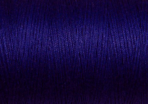 105 Luminous Rich Navy - All Purpose 50 wt Valdani cotton thread q2