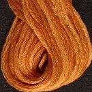 O217 Yummy Pumpkin - six strand cotton floss 0217 Valdani free ship US q6