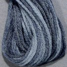O578 Primitive Blue - six strand cotton floss 0578 Valdani free ship US q5