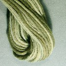O579 Faded Olives - six strand cotton floss Valdani free ship US q6