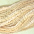 JP4 Pale Petals - six strand cotton floss Valdani free ship US q2