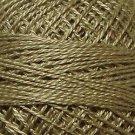 178 Medium Gray Olive Taupe Pearl Cotton size 12  Valdani Solid color q6