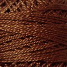 171 Rich Brown - Pearl Cotton size 12 - Valdani Solid color q6