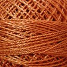 862 Faded Rust medium Perle cotton size 12  Valdani As Time Goes By q6
