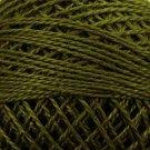 191 Forest Haze - Pearl Cotton size 12 - Valdani Solid color q6