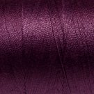 86 Rich Plum - Hand Quilting 35 wt Valdani cotton thread  q2