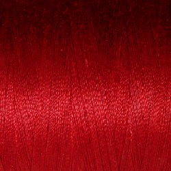 76 Christmas Red - Hand Quilting 35 wt Valdani cotton thread  q3