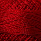 1333 Christmas Red Pearl Cotton size 12  Valdani Solid color q6